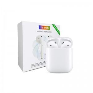 Наушники беспроводные Bluetooth TWS i18