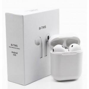 Наушники беспроводные Bluetooth TWS I8
