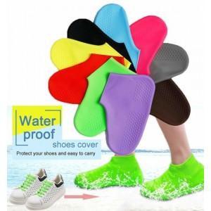 Детские силиконовые водонепроницаемые бахилы  OPP