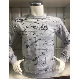Мужская кофта Alpha rules