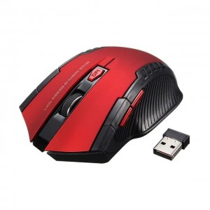 Бездротова ігрова миша GM-6D, 2.4 GHz