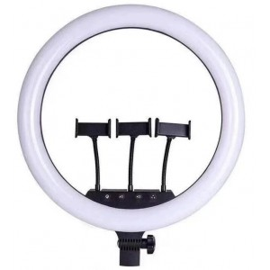 Кільцева LED лампа YQ-460B