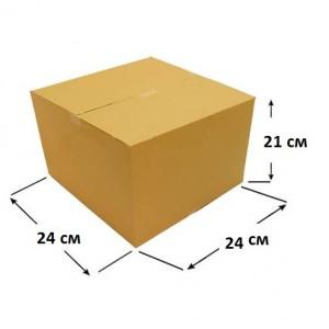 Коробка 24*24*21