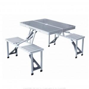 Розкладний стіл-чемодан трансформер