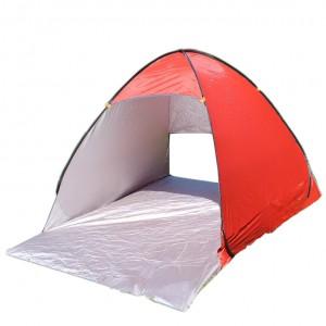 Палатка пляжная одноместная самораскладывающаяся 150*150 см A57
