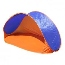 Палатка пляжная самораскладывающаяся каркасная трехместная 180*100 A55
