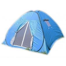 Палатка туристическая автомат четырехместная самораскладывающаяся 200*200 см SY027