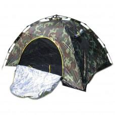 Палатка туристическая дуговая двухместная автомат SYA01