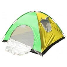 Палатка туристическая дуговая одноместная 200*100 см SY005
