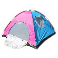Палатка туристическая дуговая трехместная 200*200 см SY006
