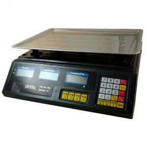 Электронные торговые весы CT-500