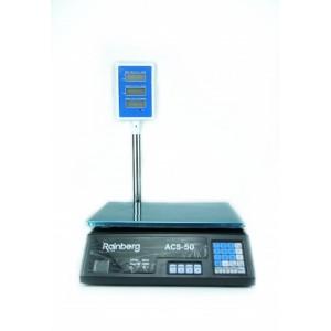 Электронные торговые весы RB-304