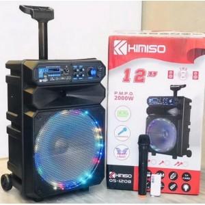 Автономная активная акустическая система KIMISO QS-1208