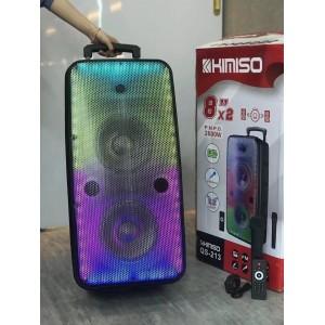Автономная активная акустическая система KIMISO QS-213