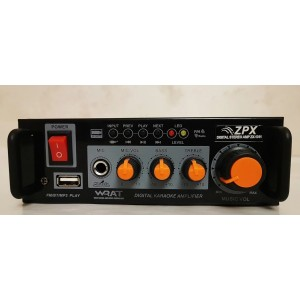 Підсилювач звуку Amplifier ZX 1311
