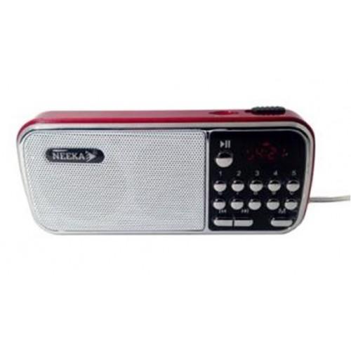 Плеер портативный FM/MP3 Neeka NK-903