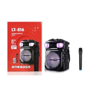 Портативна Bluetooth колонка LT 816