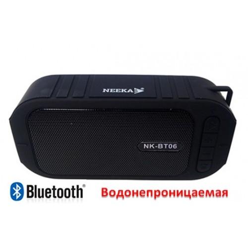 Портативная акустика Neeka NK-BT06