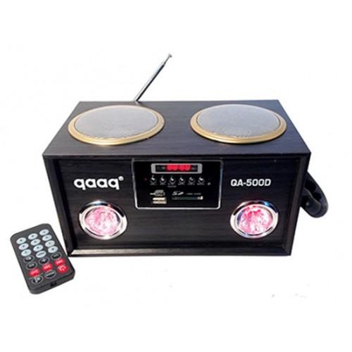 Портативная акустика QA-500D