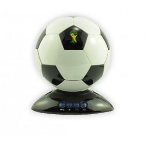 Портативна колонка AU-909 м'яч (уцінка, пом'ята коробка)