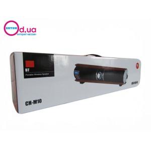 Портативная колонка Bluetooth CH-M10