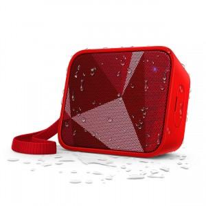 Портативная колонка Bluetooth Philips BT110R Red
