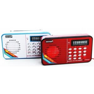 Портативная мобильная MP3 колонка SPS WS 958