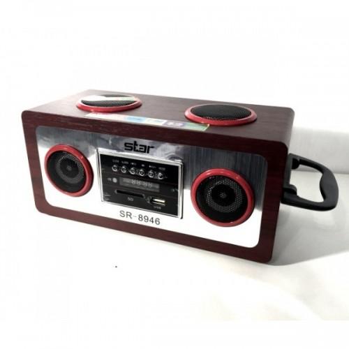 Портативная MP3 колонка Star SR-8946