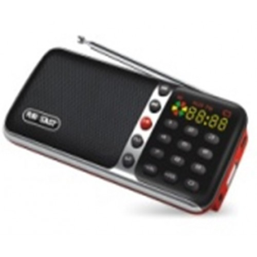 Портативный цифровой FM/MP3 плеер Neeka NK-916