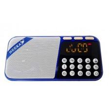 Портативный цифровой FM/MP3 плеер Neeka NK-928
