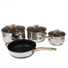 Кухонный набор кастрюль + сковорода Kaisa Villa W2001