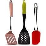 Кухарські лопатки, ложки, вилки