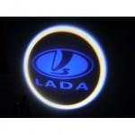 Проекция логотипов авто