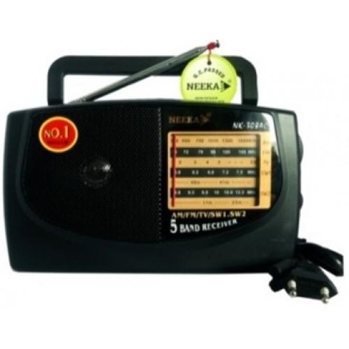 Радиоприемник Neeka NK-308AC