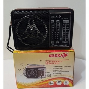 Радіоприймач NK-202AC