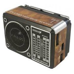Радіоприймач NK-203AC