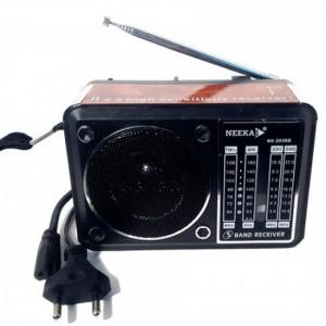 Радіоприймач NK-203RB (вбудований акумулятор 1000mAh) , уценка