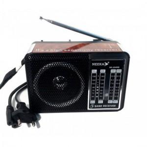 Радіоприймач NK-204RB (вбудований акумулятор 1000mAh)