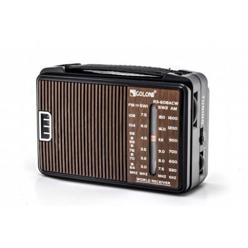 Радіоприймач RX-608ACW