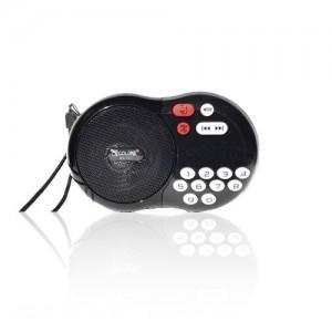 Радіоприймач з ліхтарем RX-141