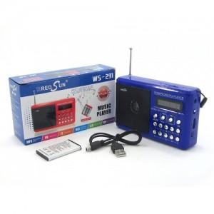Радиоприемники с USB MB-B135D