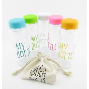 Бутылка My Bottle 0.55L пластик