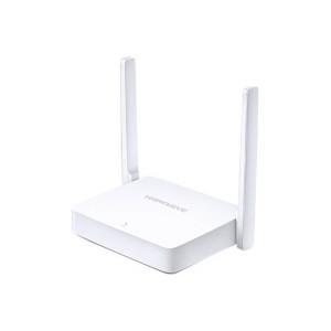 Роутер Wi-Fi Mercusys MW301R (N300, 1*FE Wan , 2*FE LAN)