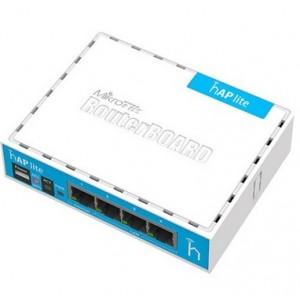 Роутер wifi MikroTik hAP lite (RB941-2nD)
