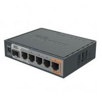 Роутер wifi MikroTik hEX S (RB760IGS)