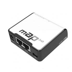 Роутер wifi MikroTik mAP (RBMAP2ND)