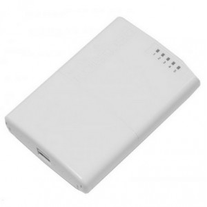 Роутер wifi MikroTik PowerBOX (RB750P-PBR2)