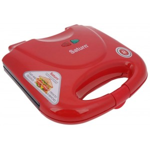Сендвічниця ST-EC1082 Red