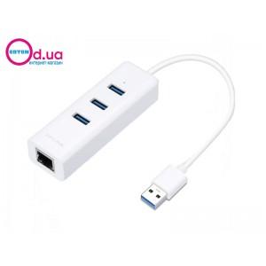 Сетевая карта USB/USB-HUB TP-LINK UE330