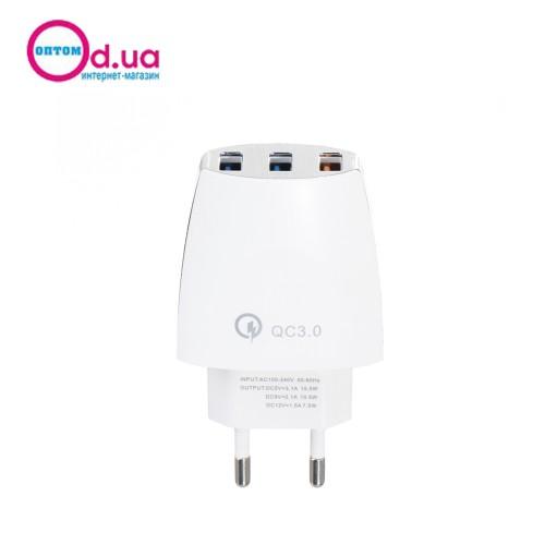 Сетевое зарядное устройство GZ-4 QC3.0